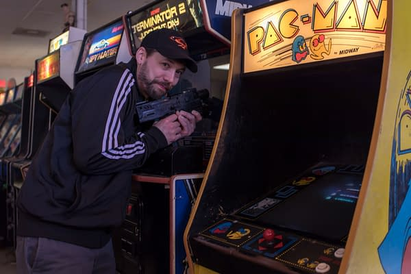 Arcade Chaser: Crab Towne USA in Glen Burnie, Maryland