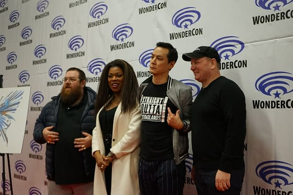 [#WonderCon] What We Learned About 'Into the Badlands' Season 3