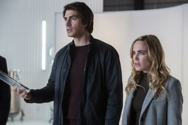 Legends of Tomorrow Season 3: 7 New Images Fuel the Ava Speculation