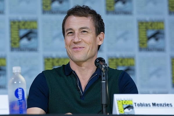 First Look at Tobias Menzies as Prince Philip from 'The Crown'