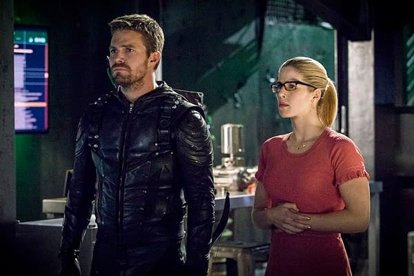 Arrow Season 6: Inside the Episode 'Brothers in Arms'
