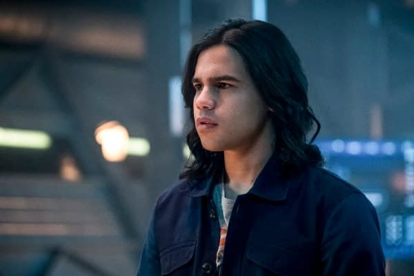 The Flash Season 4: Cisco and Gypsy are Headed for a Heart-to-Heart Talk