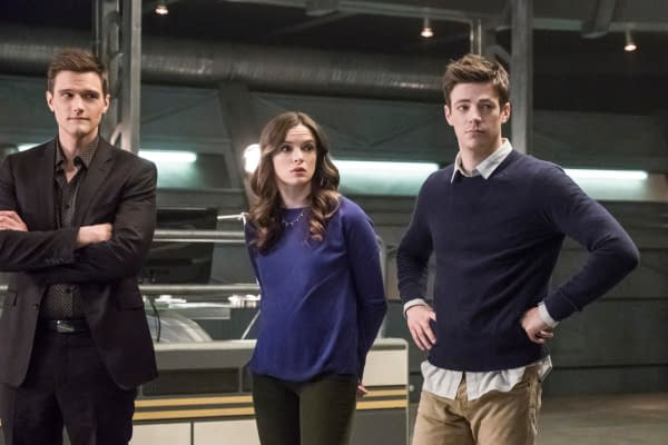Flash Season 4: Photos from the Episode 'Lose Yourself'