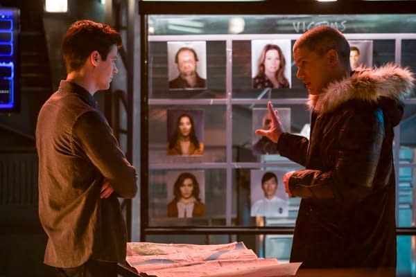 The Flash Season 4: Not So Fast on [Spoiler] Being Married