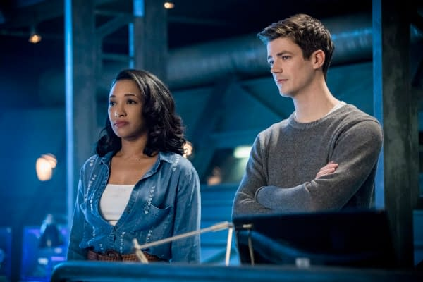The Flash Season 4: New Poster and 15 Photos for 'Therefore She Is'