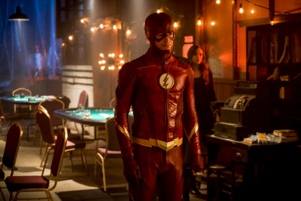 The Flash Season 4: 13 Photos from 'Harry and the Harrisons'