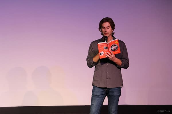 Oh, Hai Greg: An Evening With Greg Sestero and 'Best F(r)iends' Review