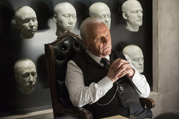 Anthony Hopkins Wanted [Spoiler] In Westworld Because He Loved That One Show