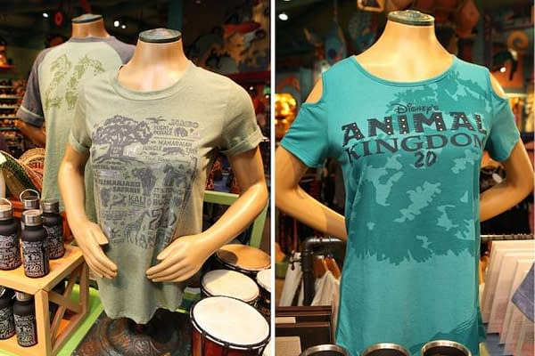 New Tree of Life Merchandise Available for Animal Kingdom's 20th Birthday