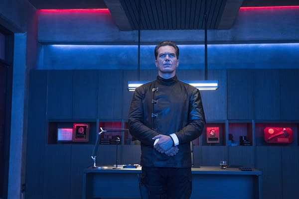 HBO's Fahrenheit 451 – More Simmer Than Burn [Spoilers]