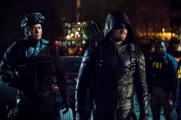 Arrow Season 6: 12 Images from the Upcoming Season Finale