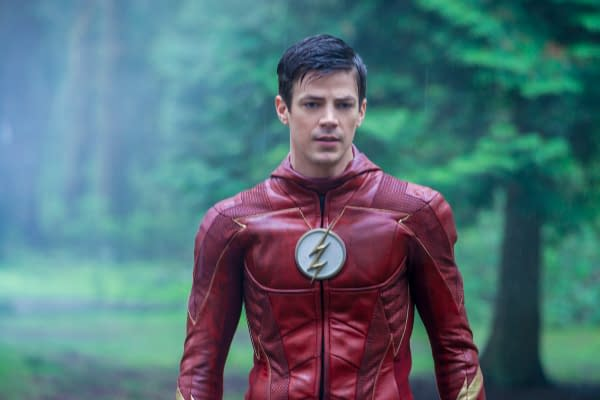 Grant Gustin Talks About the 2 Cliffhangers in the Flash Season 4 Finale