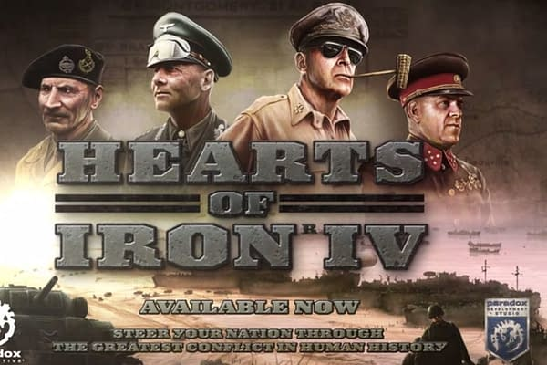 Hearts of Iron the Board Game is Still in Pre-Alpha Development