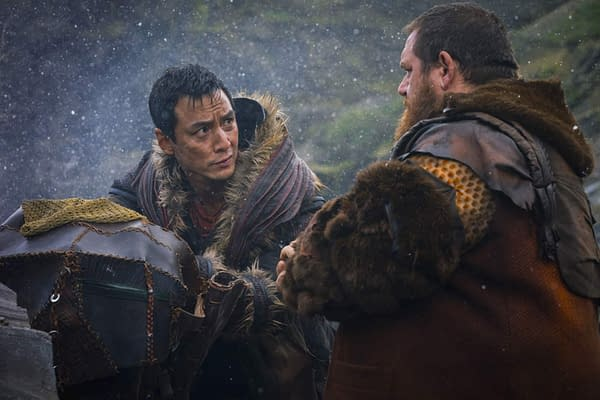 Into the Badlands EXCLUSIVE Clip 'Carry Tiger to Mountain'