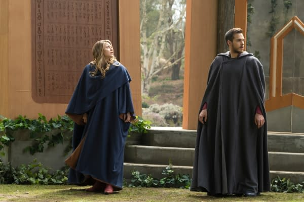 Supergirl Season 3: 14 Photos From the 'Darkside of the Moon'