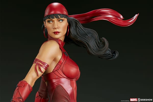Sideshow Collectible Premium Format Figure Elektra 12