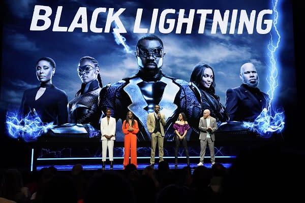 The CW Releases Black Lightning Season 2 Image, Season 1 Sizzle Reel