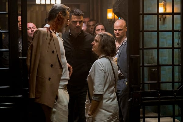 Hotel Artemis Red Band Trailer Brings Star Power and Violence