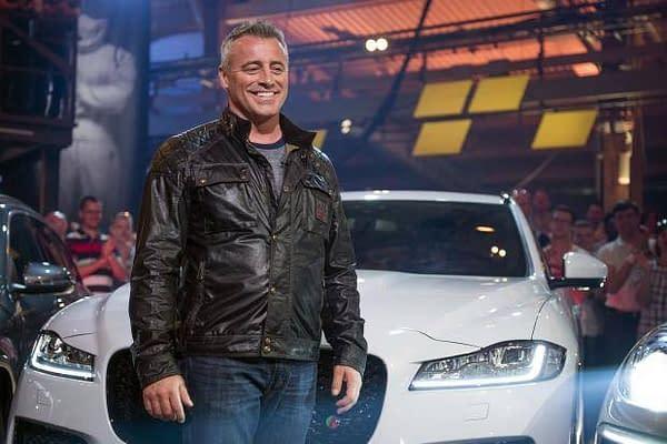 Losing Friends – Matt LeBlanc to Exit Top Gear After Fourth Season