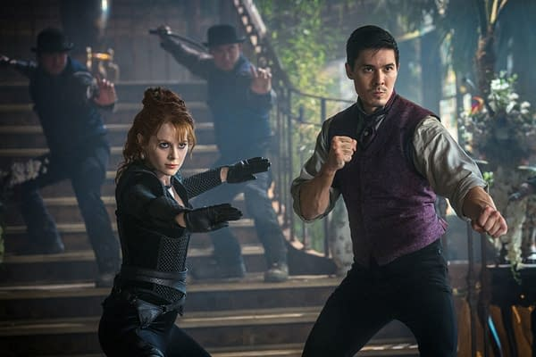 Into the Badlands Season 3: Dragonfly's Last Dance [Spoilers]