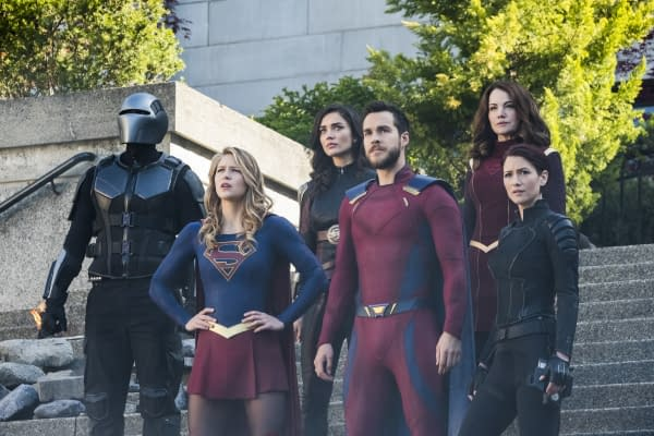 Supergirl Season 3, Episode 23 Recap: Battles Lost and Won