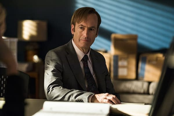 Better Call Saul Season 4 Teaser: Gus Fring Really Can't Talk Right Now
