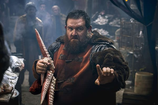 """The Widow and Bajie Face Off in """"Into the Badlands"""" (EXCLUSIVE VIDEO)"""