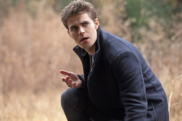 Tell Me a Story: 'The Vampire Diaries' Paul Wesley Joins Kevin Williamson Series for CBS All Access