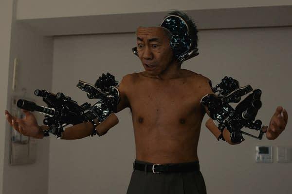 NYAFF 2018: Inuyashiki – Cyborg Dad vs. Teenage Murder Machine [Review]