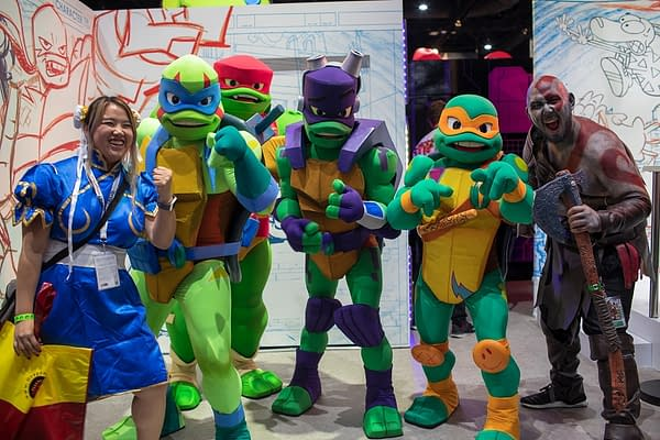 35 More Cosplay Shots from SDCC 2018: From Sailor Moon to the Scooby Gang
