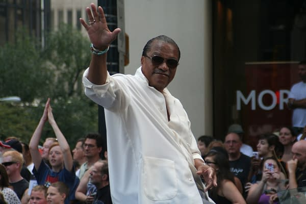 Billy Dee Williams in 2013