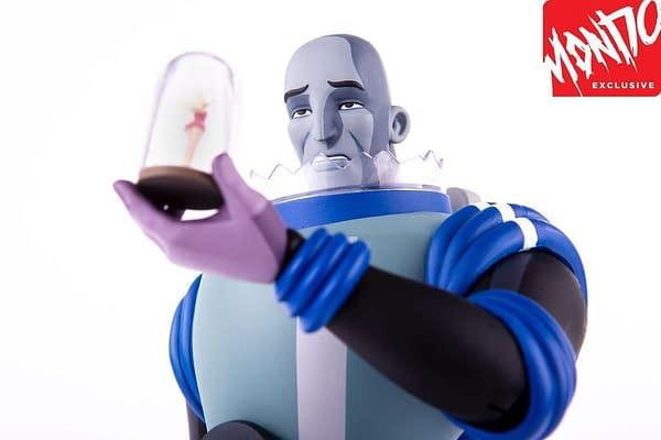Mondo Batman The Animated Series Mr. Freeze Figure 13