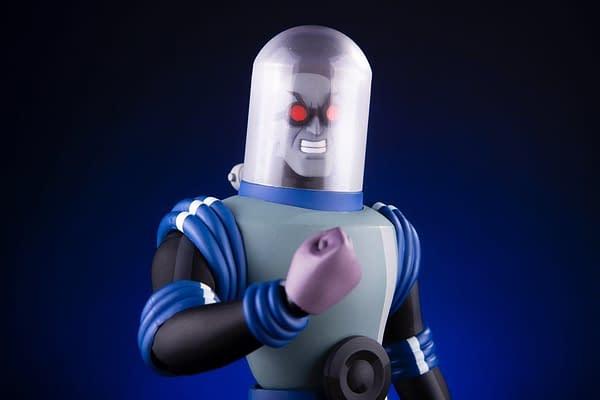 Mondo Batman The Animated Series Mr. Freeze Figure 3