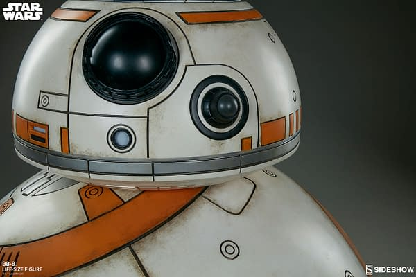 Sideshow Collectibles Star Wars Life Size BB-8 17