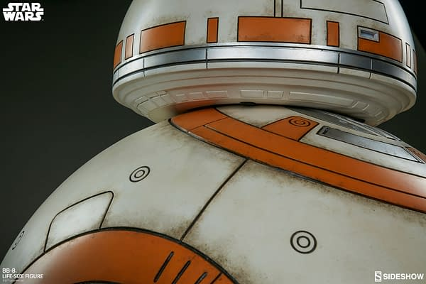 Sideshow Collectibles Star Wars Life Size BB-8 18