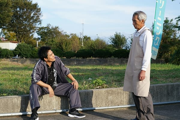 NYAFF 2018: The Scythian Lamb is a Generic Japanese Philosophical Thriller [Review]