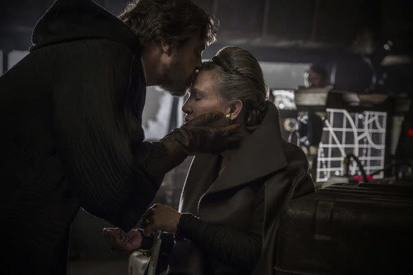 Mark Hamill Comments on Carrie Fisher 'Star Wars: Episode IX' News