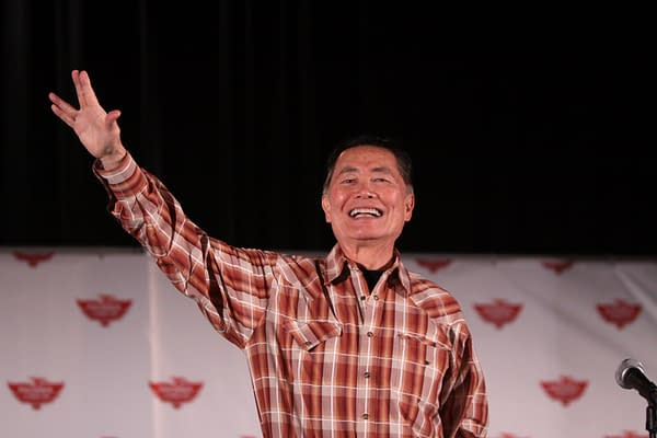 George Takei is Taking Over Your Phone (With Content)