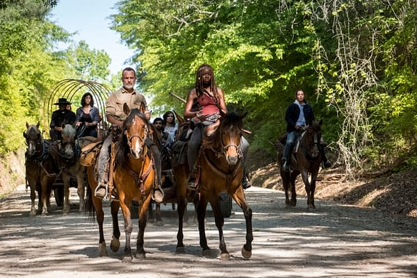 walking dead s09e01 live blog