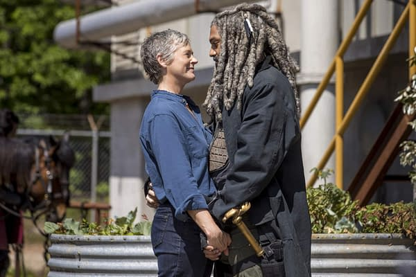 AMC Releases 12 New 'The Walking Dead' Season 9 Images (Sorry, Daryl/Carol Fans)