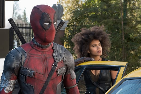 "Deadpool and 20th Century Fox Need You to ""Believe in Your Selfie"""
