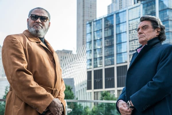 """Ian McShane Talks """"Shifting Alliances"""" in John Wick: Chapter 3, Won't Appear in The Continental"""