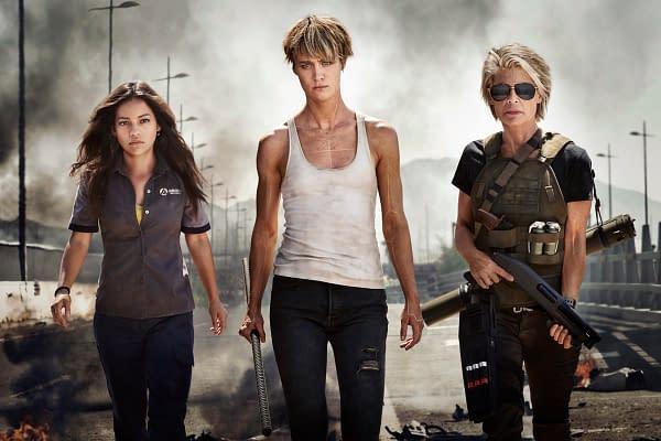 James Cameron Says 'Terminator 6' is Called 'Terminator: Dark Fate'