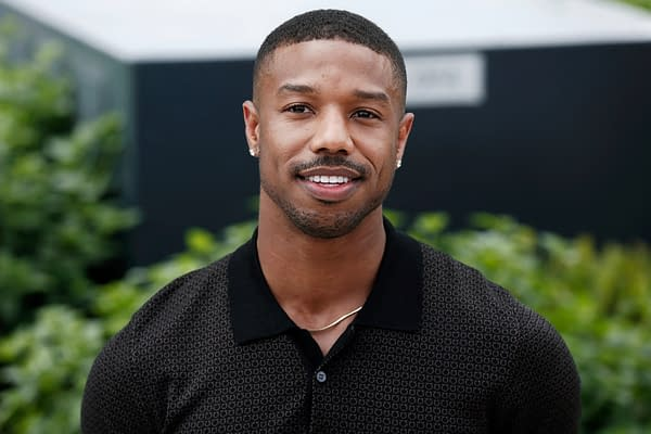 Gossip: Could Michael B Jordan Be Adapting Scott Snyder and Jock's Wytches as a Movie Now?