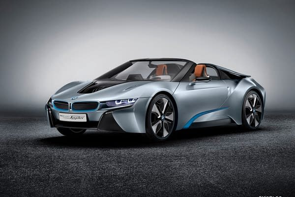 BMW Opposes Marvel's Trademark of Ghost-Spider