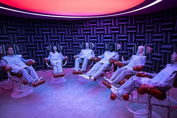 Maniac Writer Patrick Somerville on Director Cary Joji Fukunaga, Season 2 Plans
