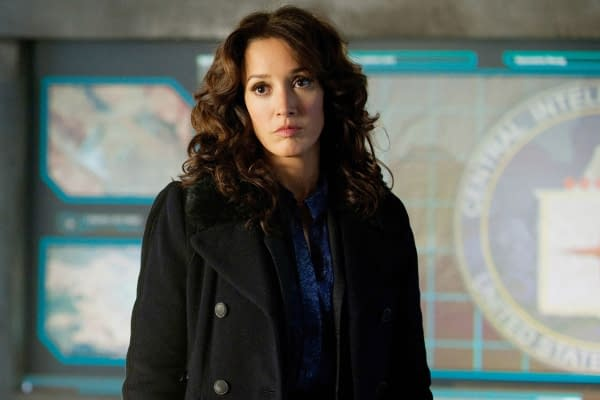 Swamp Thing: Jennifer Beals Joins DC Universe Live-Action Series