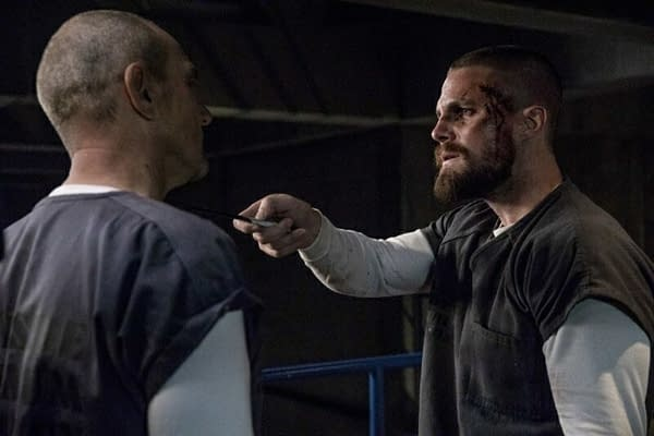 Arrow Crossing Lines Still 4