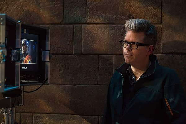 YES PLEASE: Christopher McQuarrie Wants to Direct 'Star Trek'