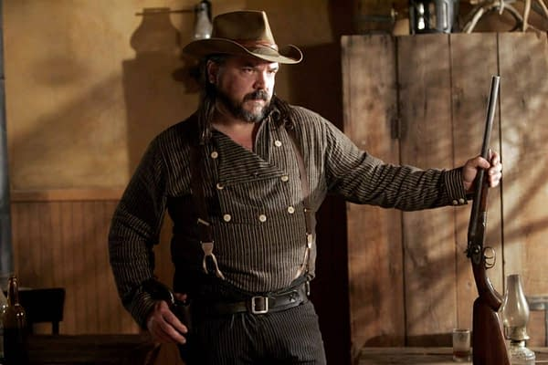 'Deadwood' Movie Production Officially Begins TODAY
